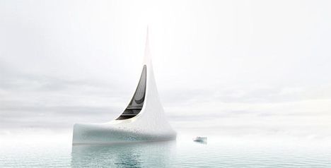 project star yacht concept