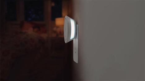 smart home fire carbon monoxide detector