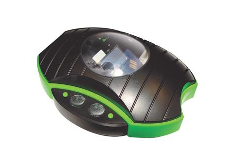 virtual pong console