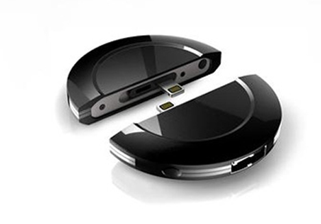 wireless dual iphone charger