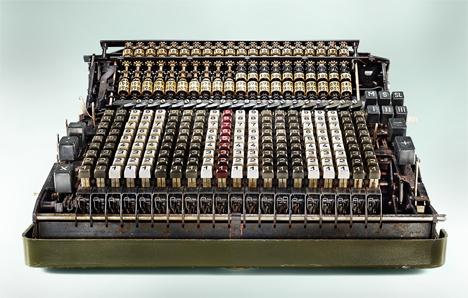 1 antique calculators
