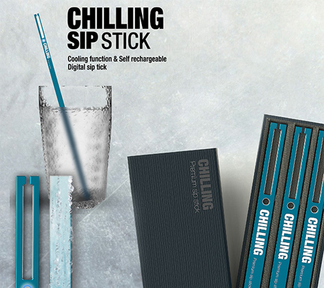 1 chilling sip stick