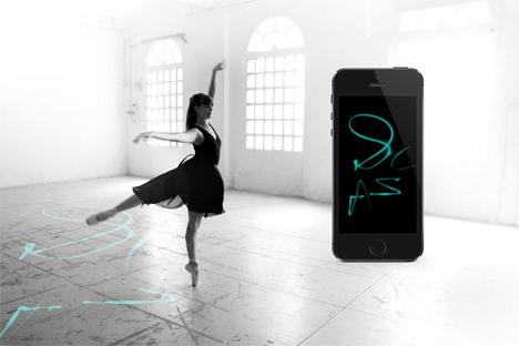 e-traces and app