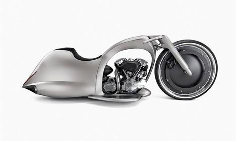 full moon motorcycle