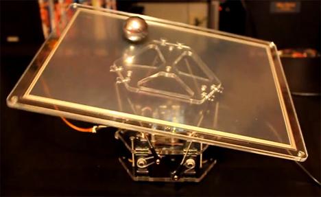 full motion dynamics balancing platform