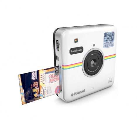 instant camera with internet connectivity