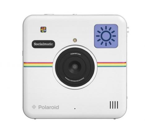 internet enabled instant camera