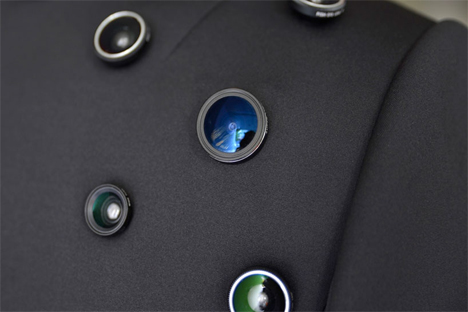 jacket with built in cameras