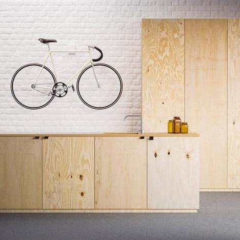 pincher bike rack