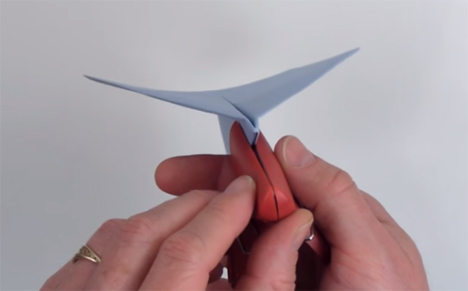 suzanne paper airplane
