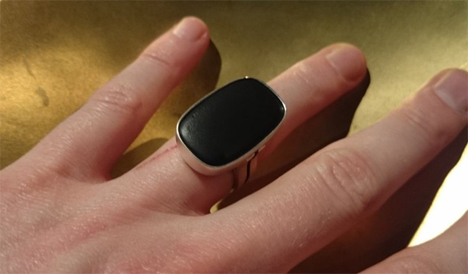biometric mood ring
