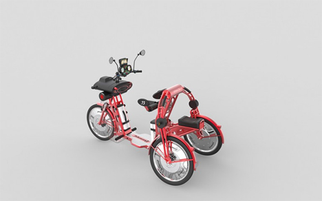 electric trike scooters