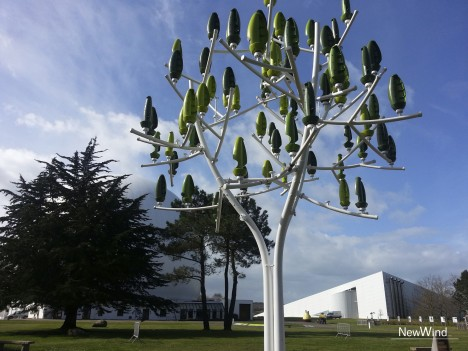 energy generating tree design