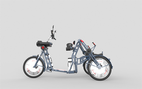 johanson3 electric trikes