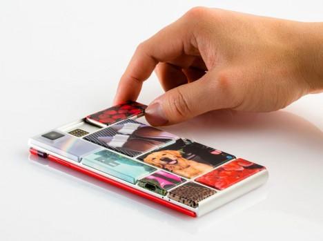 modular phone parts design
