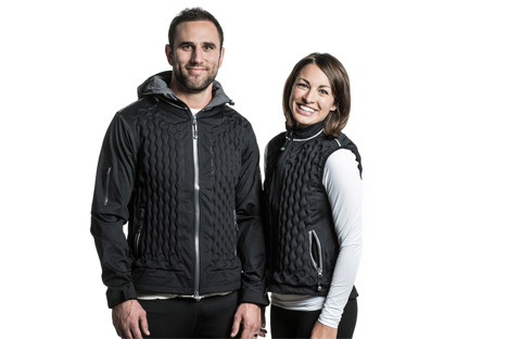 nudown insulating jackets and vests