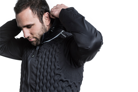 nudown jacket and vest customizable insulation