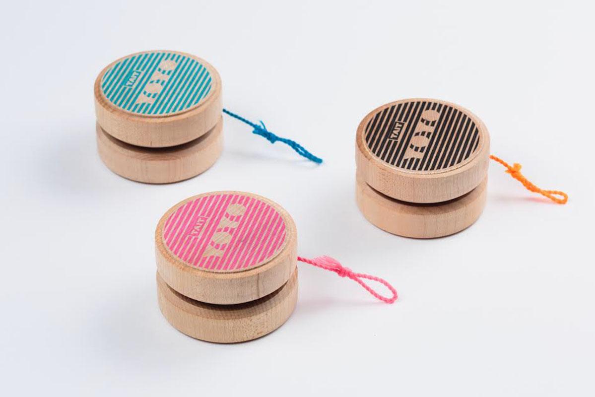 sling-slang: the slick diy wooden yo-yo for grown-ups