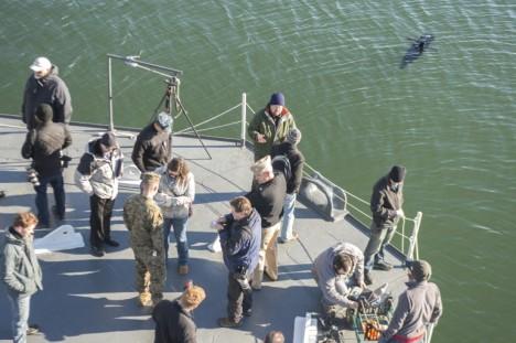 unmanned underwater vehicle us navy