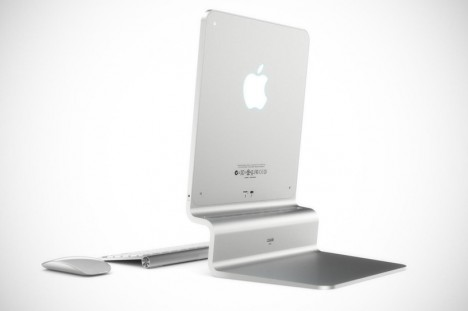vinmtage standing computer model