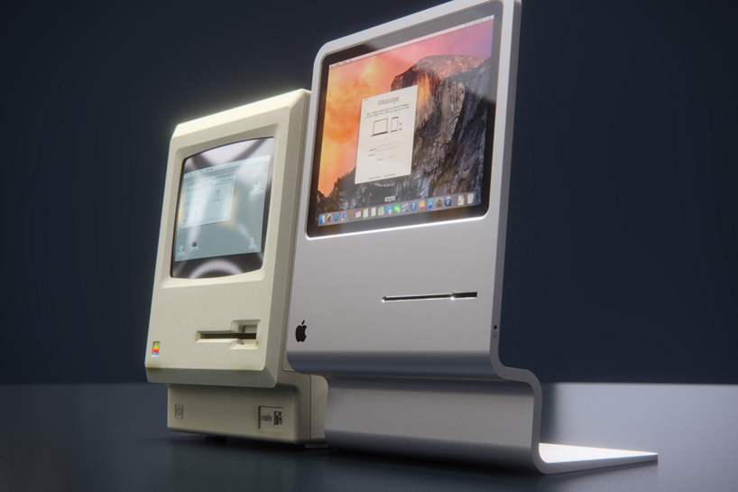Retro Hybrid: Remixing Classic Mac & Classy Apple Designs