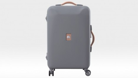delsey smart luggage pluggage