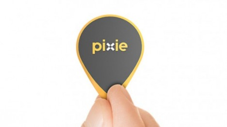 pixie tags for locating lost objects