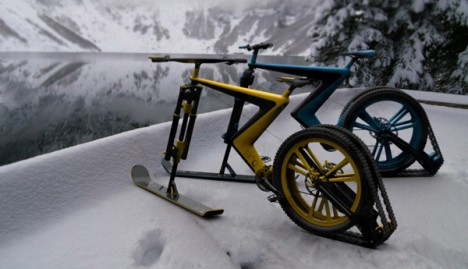 sno bike venn design consultancy
