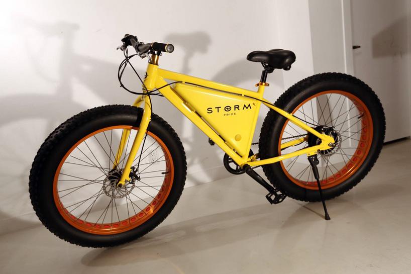 e053cb51177 E-Bike's Modular Battery Lets You Swap For a New One | Gadgets ...
