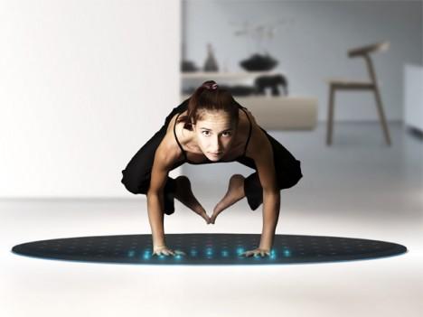 tera interactive fitness mat