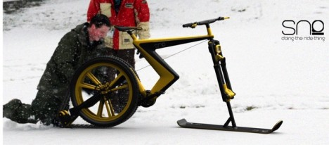 venn design consultancy sno bike