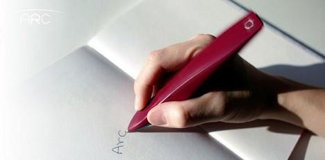 arc parkinson's pen