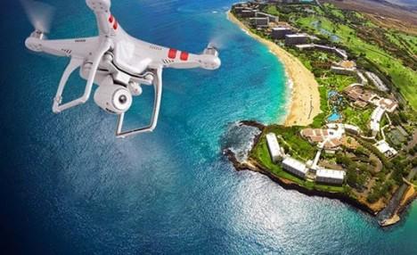 dji drone defense system