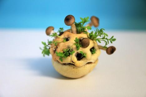 edible food printing