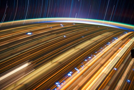 iss high speed photo
