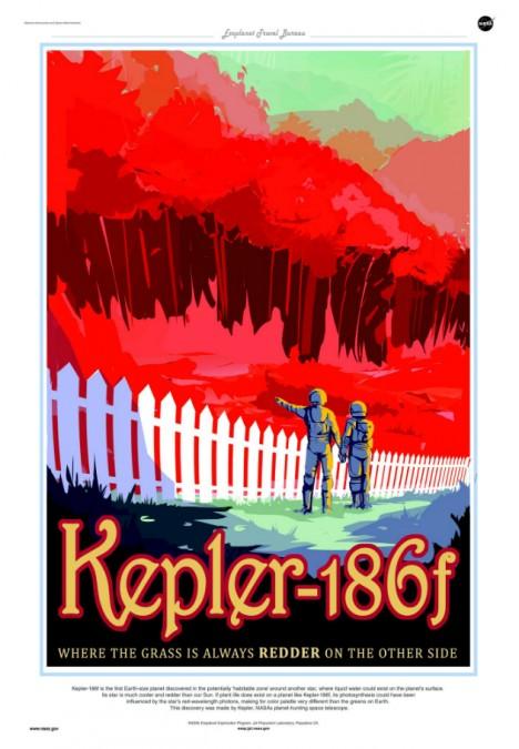 nasa travel kepler