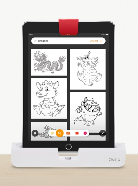 osmo masterpiece drawing app