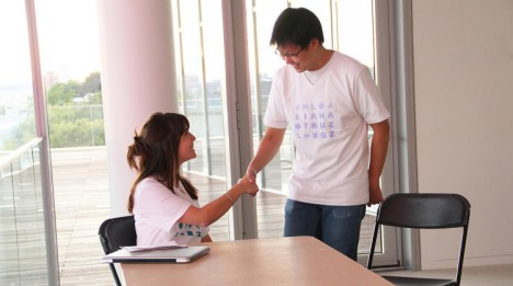 social textile meet greet