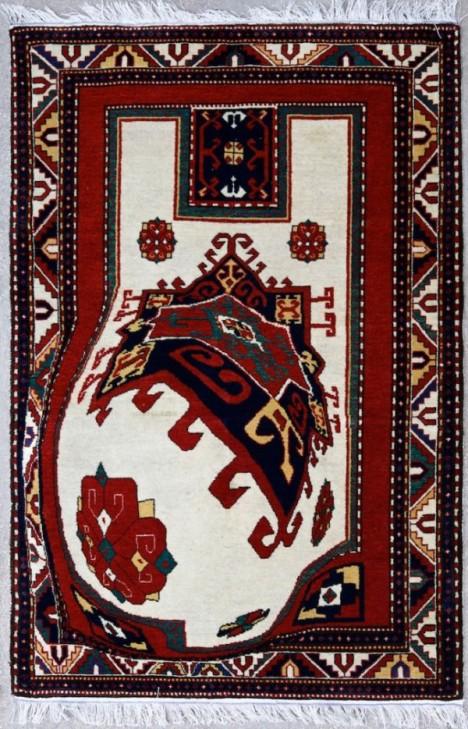 warped digital rug design