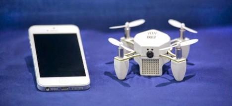 zano handheld drone