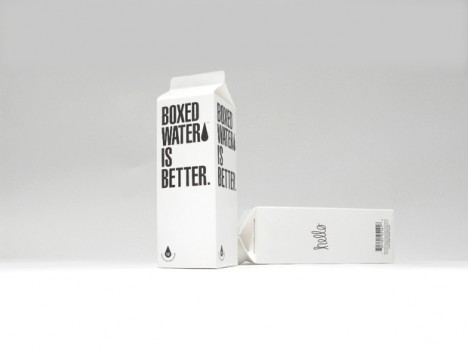 boxed water better