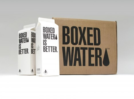 boxed water green design