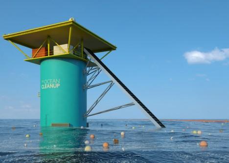 clean ocean tower design