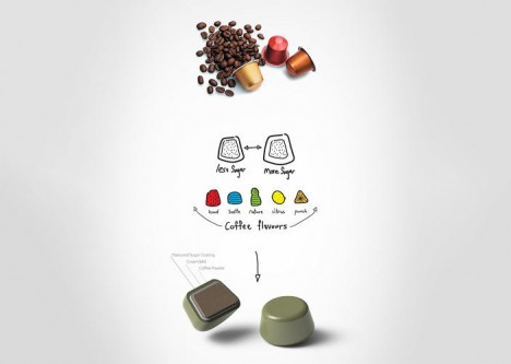 coffee pod alternative green