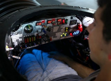 diy submarine cockpit