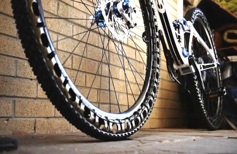 energy return bike tires