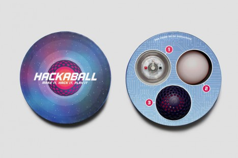 hacking ball diagram
