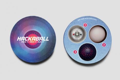 hacking ball diagram