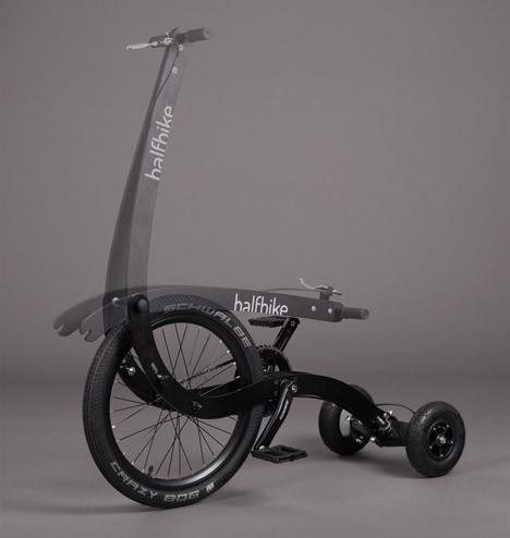 half bike modular design