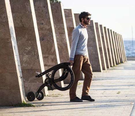 half bike portability